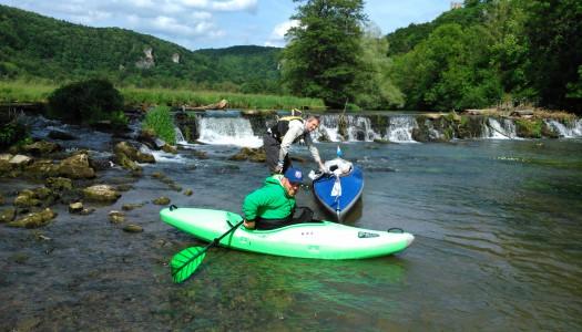 Fränkisches Wildwasser – Wiesent